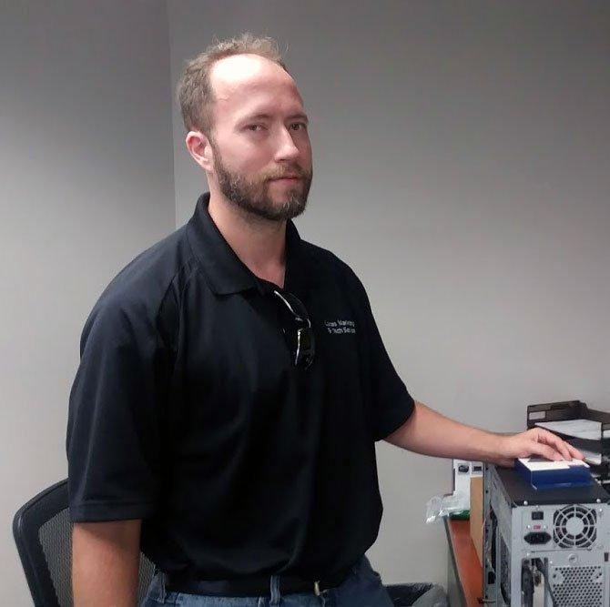 Scott Lucas, Certified Computer Technician
